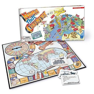 Educational Insights Name That Country Game