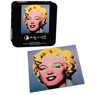 Andy Warhol: Marilyn Puzzle