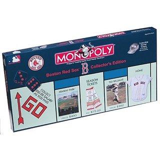 Us Aopoly Boston Red Sox Monopoly