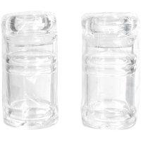 TRUENOW Venturs Pvt. Ltd. Acrylic Salt n  Pepper dispenser  2 Container
