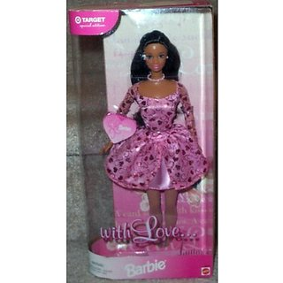 Barbie With Love Target Special Edition 1999