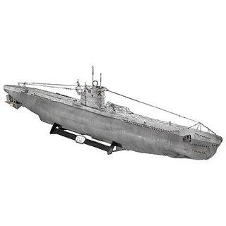 German U-Boat Type VIIC (U552) Wolf Pack Submarine 1/72 Revell Germany