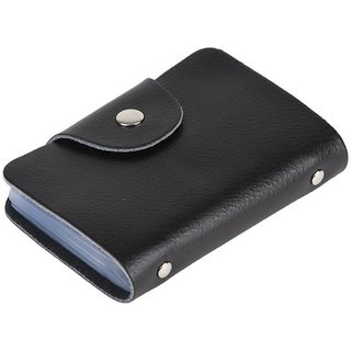 JBG Home Store Brown Pure Leather Card Holder