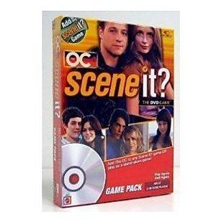 Scene It? The OC Super DVD Game Pack!