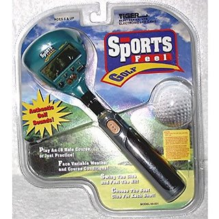 Sports Feel Golf Handheld Game