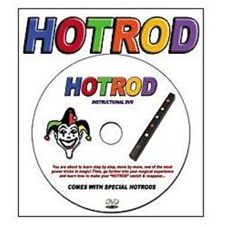 Pocket Hot Rod With Dvd Even Learn How To Make The Hotrod Vanish And Reappear!
