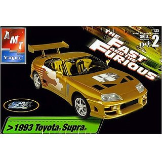 The Fast And The Furious Model Kits 1993 Toyota Supra 1;25 Scale
