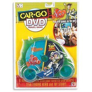 Car-Go Fun: Finding Nemo And Toy Story DVD Travel Game