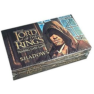 Lord Of The Rings Card Game Shadows Booster Box