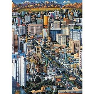 Las Vegas Jigsaw Puzzle 500pc