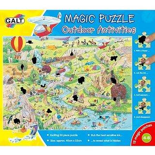 Galt Magic Puzzle - Outdoor Activities