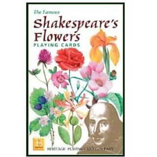 Shakespeares Flowers Playing Ca