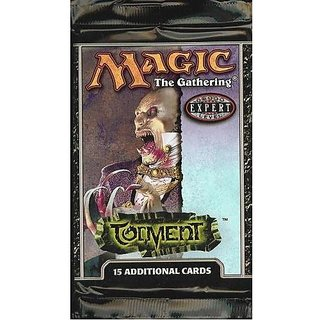 Magic The Gathering Torment Booster Pack