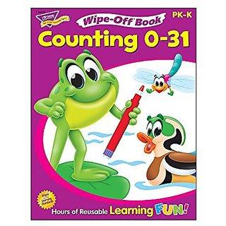 Counting 0-31 Wipe-OffÂ&Reg; Book