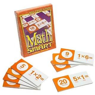 Math Smart: Multiplication
