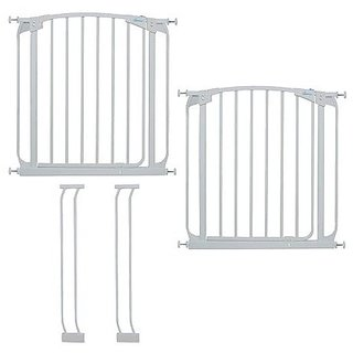 Standard Two-Gate Combo Pack With Extensions (29H X 35W)