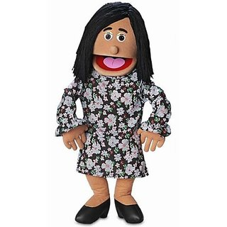 Maria, 30In Ethnic Professional Puppet, Hispanic -Affordable Gift For Your Little One! Item #DSPU-SP