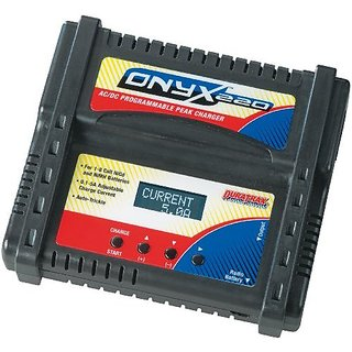 Duratrax Onyx 220 Ac/Dc Prog Charger With Lcd