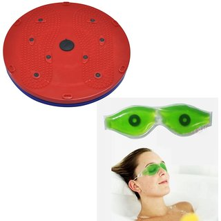 Combo of 5 in 1 twister with eye Cool mask