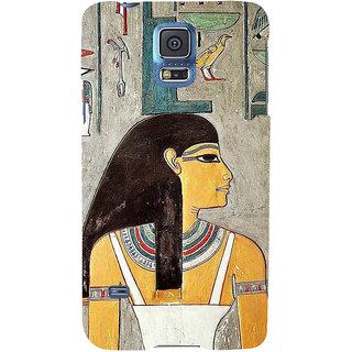 Ifasho Designer Back Case Cover For Samsung Galaxy S5 Mini :: Samsung Galaxy S5 Mini Duos :: Samsung Galaxy S5 Mini Duos G80 0H/Ds :: Samsung Galaxy S5 Mini G800F G800A G800Hq G800H G800M G800R4 G800Y (Tribal Taiyuan China Panvel)