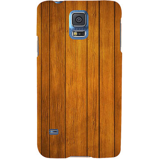 Ifasho Designer Back Case Cover For Samsung Galaxy S5 Mini :: Samsung Galaxy S5 Mini Duos :: Samsung Galaxy S5 Mini Duos G80 0H/Ds :: Samsung Galaxy S5 Mini G800F G800A G800Hq G800H G800M G800R4 G800Y (Mature Singles Wood Unjal)