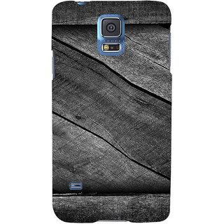 Ifasho Designer Back Case Cover For Samsung Galaxy S5 Mini :: Samsung Galaxy S5 Mini Duos :: Samsung Galaxy S5 Mini Duos G80 0H/Ds :: Samsung Galaxy S5 Mini G800F G800A G800Hq G800H G800M G800R4 G800Y (Capricorn Wikipedia Wood Veneer)
