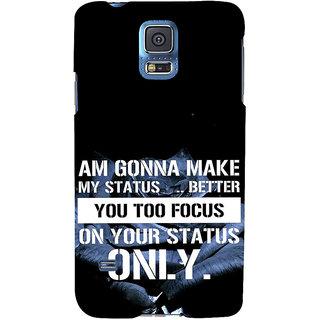 Ifasho Designer Back Case Cover For Samsung Galaxy S5 Mini :: Samsung Galaxy S5 Mini Duos :: Samsung Galaxy S5 Mini Duos G80 0H/Ds :: Samsung Galaxy S5 Mini G800F G800A G800Hq G800H G800M G800R4 G800Y (Nepotal  Entertainment Book)