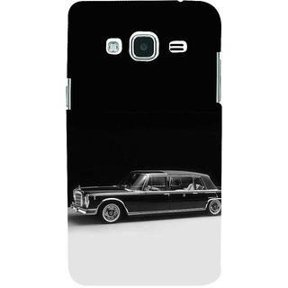 Ifasho Designer Back Case Cover For Samsung Galaxy J1 (6) 2016 :: Samsung Galaxy J1 2016 Duos :: Samsung Galaxy J1 2016 J120F :: Samsung Galaxy Express 3 J120A :: Samsung Galaxy J1 2016 J120H J120M J120M J120T (Art History Transmission Car)
