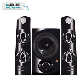 Flow Excel Bluetooth Hi-Fi Home Audio Multimedia Speaker Sytem