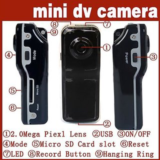 Buy Mini MD80 DV DVR Sports Video Camera Webcam Spy Cam in Chittoor (AP)  Online - Get 48% Off 4a733542af2