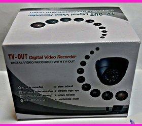 Digital camera tv-out