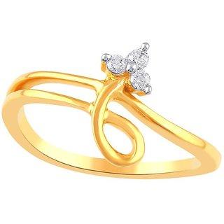 Maya Diamond Diamond Ring ADR00369SI-JK14Y