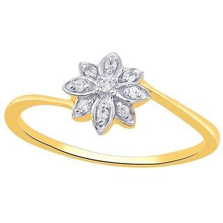 Asmi Diamond Ring PR20445SI-JK14Y