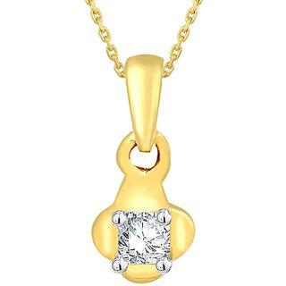 Sangini Diamond Pendant AAP870SI-JK14Y