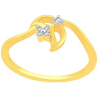 Asmi Diamond Ring PR18354SI-JK14Y