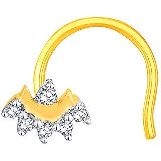 Nakshatra Diamond Nosepin ADJ00016SI-JK14Y