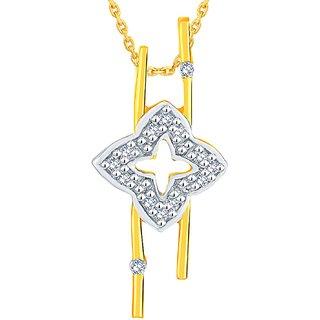 Gili Diamond Pendant LS4445SI-JK14Y