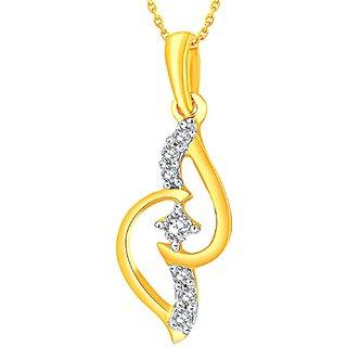 Gili Diamond Pendant BAP376SI-JK14Y