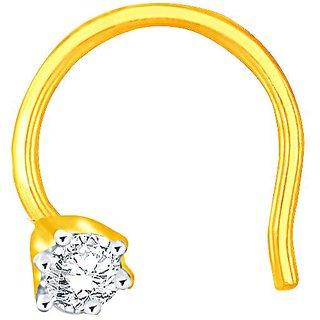 Sangini Diamond Nosepin DDJ00105SI-JK14Y
