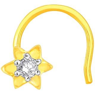 Shuddhi Diamond Nosepin PJ11977SI-JK14Y