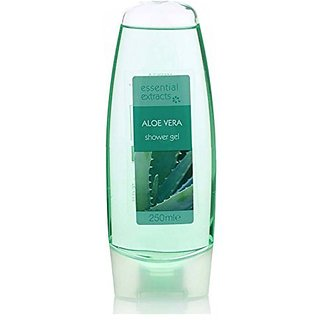 Marks & Spencer Essential Extracts Aloe Vera Shower Gel 250 Ml