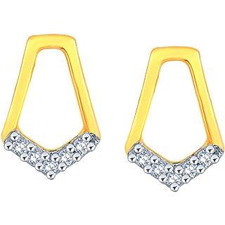 Asmi Diamond Earrings PE25642SI-JK14Y