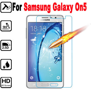 Premium Tempered glass for Samsung Galaxy On5