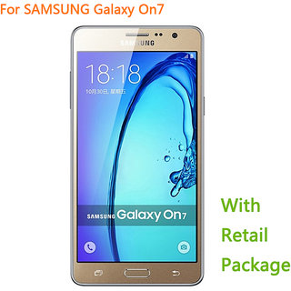 Premium Tempered glass for Samsung Galaxy On7