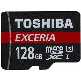 Toshiba EXCERIA 128GB  MICRO 90MB M302