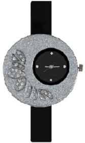 i DIVA'S New Brand Black More Analog Watch For Girls Women