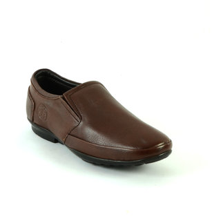 467f986ca08 Buy Banish Men Brown Slip On Casual Shoes Online - Get 10% Off