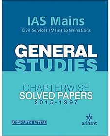 Mains General Studies Chapterwise Solved Papers