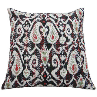 Kantha Decorative Cushion Cover(Design 1)