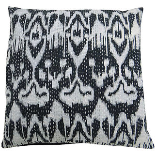 Kantha Handmade Cushion Cover(Option 2)